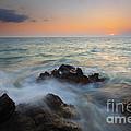 Maui Tidal Swirl by Mike  Dawson