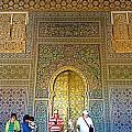 Mausoleum Of Mohammad V V by Hannah Rose