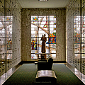 Mausoleum Stained Glass 04 by Thomas Woolworth