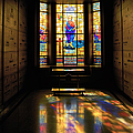 Mausoleum Stained Glass 06 by Thomas Woolworth