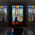 Mausoleum Stained Glass 07 by Thomas Woolworth
