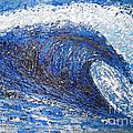 Mavericks Wave by RJ Aguilar