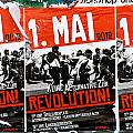 May Day 2012 Poster Calling For Revolution by Jannis Werner
