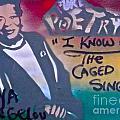 Maya Angelou by Tony B Conscious