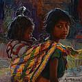 Mayan Colors by Scott Burdick