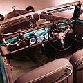 Maybach Car 4 by Jeelan Clark