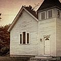 Maybe A Church by Joan Carroll
