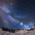 Mayflower Gulch Milky Way by Darren  White