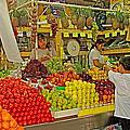 Mazatlan Centro Market-sinaloa by Ruth Hager