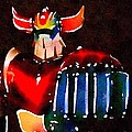Mazinger by Helge