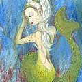 Mazzy The Mermaid Princess by Stephanie  Broker