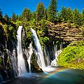 Mcarthur Burney Falls by Scott McGuire