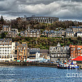 Mccaig's Tower At Oban by Lois Bryan