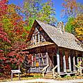 Mccall Cabin by Duane McCullough