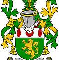 Mccartan Coat Of Arms Irish by Heraldry