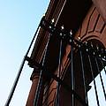 Mcclellan Gate In Arlington by Cora Wandel