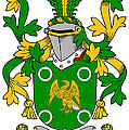 Mcconville Coat Of Arms Irish by Heraldry