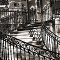 Mccormick Mansion Staircase by Ely Arsha