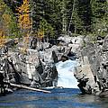 Mcdonald Creek by Bob Hislop