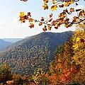 Mcguire Mountain Overlook by Thomas R Fletcher