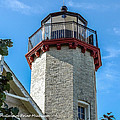 Mcgulpin Point Lighthouse Michigan by LeeAnn McLaneGoetz McLaneGoetzStudioLLCcom