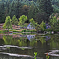 Mcintosh Lake In Washington by Tom Janca