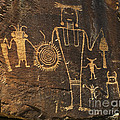 Mckee Ranch Petroglyphs by Bob Christopher