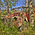 Mcleans Auto Wrecker - 1 by Paul Cannon