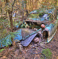 Mcleans Auto Wrecker - 10 by Paul Cannon