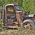 Mcleans Auto Wrecker - 6 by Paul Cannon