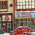 Mcleans Irish Pub Montreal by Carole Spandau