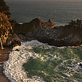 Mcway Falls 1 by Lee Kirchhevel