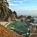 Mcway Falls by Adam Jewell