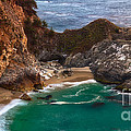 Mcway Falls by Anthony Bonafede