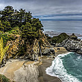 Mcway Falls by Maria Coulson