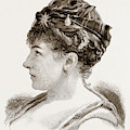Mdme. Marie Roze, Of Her Majestys Opera by Litz Collection