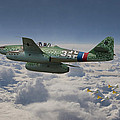 Me 262 - Stormbird by Pat Speirs