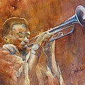 Me And My Trumpet by Debbie Lewis