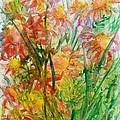 Meadow Flowers by Zaira Dzhaubaeva