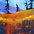Meadow Mountain by Nancy Merkle