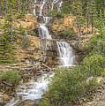 Meandering Waterfall by Wanda Krack