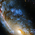 Meathook Galaxy by Ricky Barnard