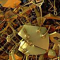 Mechanical Olfactory Receptors.  2012  52/90 Cm. by Tautvydas Davainis