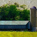 Mechanisville Md Farm by Trish Clark
