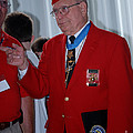 Medal Of Honor Recipient by Thomas Woolworth