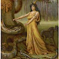 Medea, Daughter Of Aeetes King by Mary Evans Picture Library