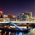 Media Harbor Dusseldorf by Daniel Heine