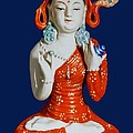 Medicine Buddha 2 by Jeelan Clark