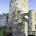 Medieval Conwy by Elvis Vaughn