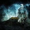 Medieval Crusader by Jaroslaw Grudzinski